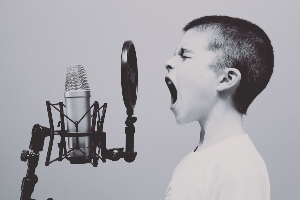 Are you passionate about singing
