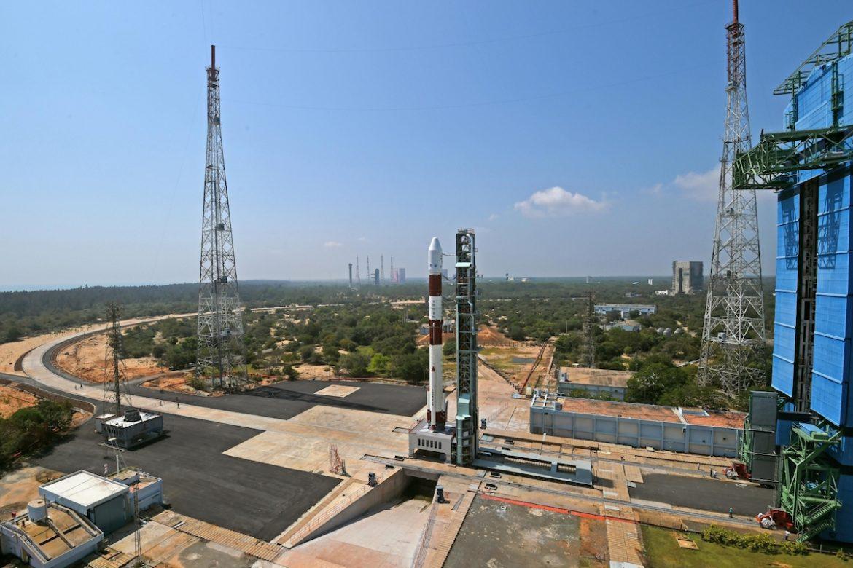 Historic Moment : Isro launches 19 satellites with Bhagavad Gita, PM Modi's photo