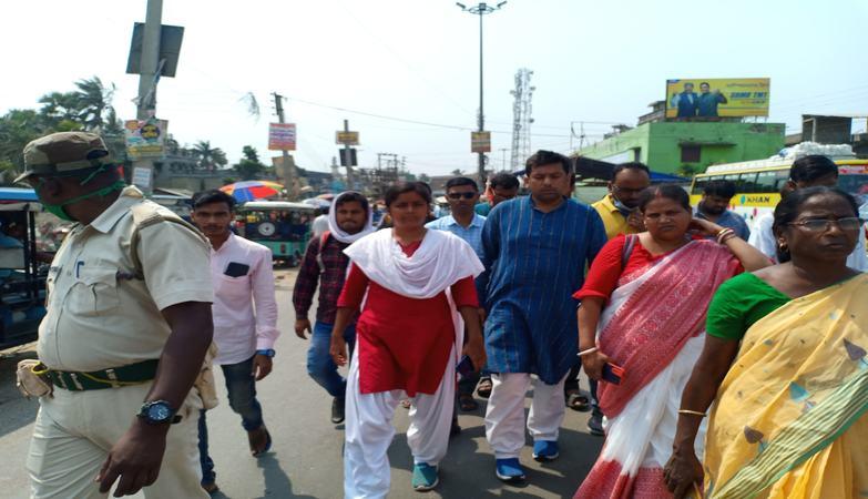 CPI-M candidate Minakshi accuses TMC of attacks in Nandigram