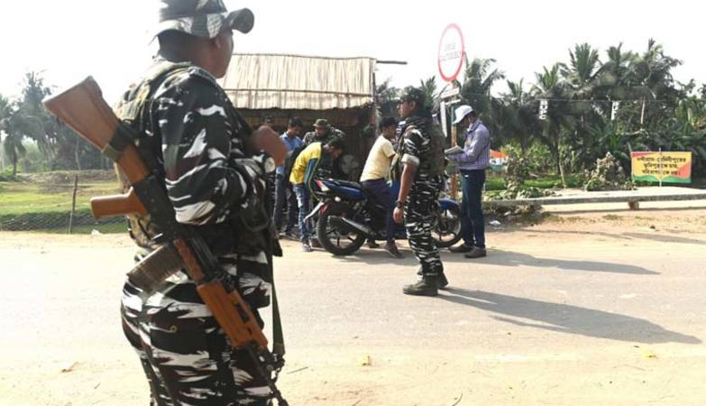 EC imposes prohibitory orders in Nandigram ahead of polling