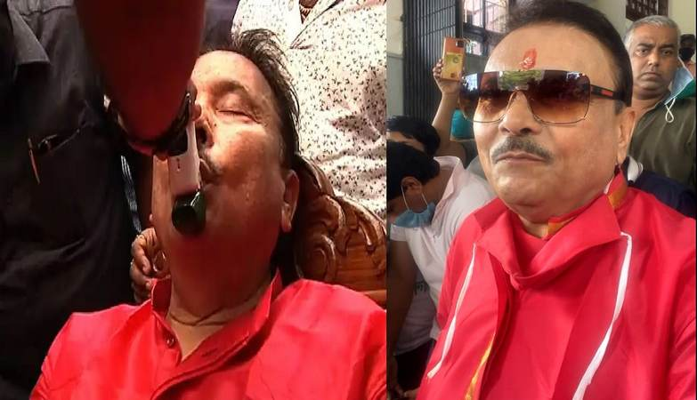 Madan Mitra discharged from SSKM, falls sick on way home
