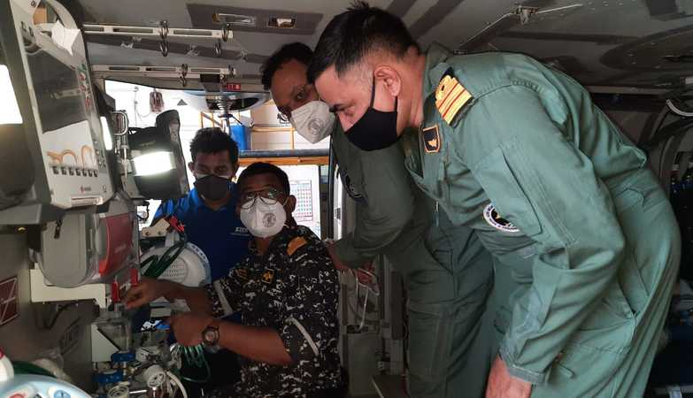 Navy's ALH MK III aircraft fitted with medical ICU for critical patients' evacuation