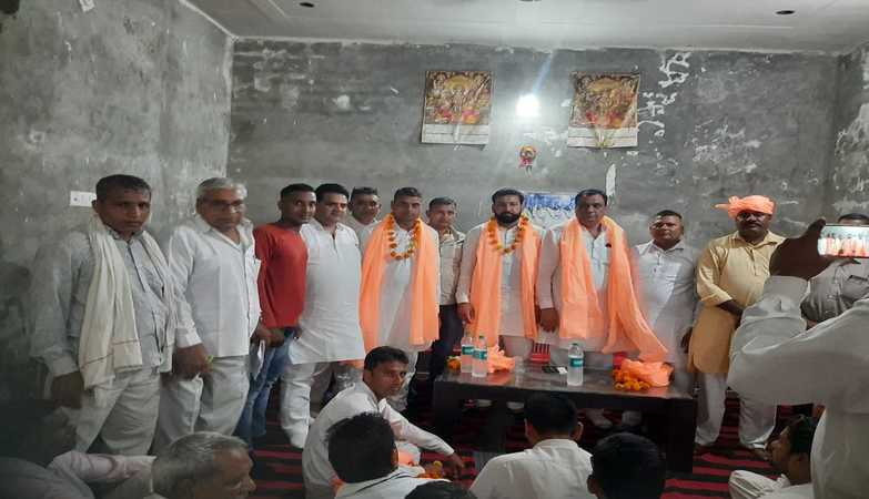 Goswami Samaj demands uniform reservation in the OBC category in the country