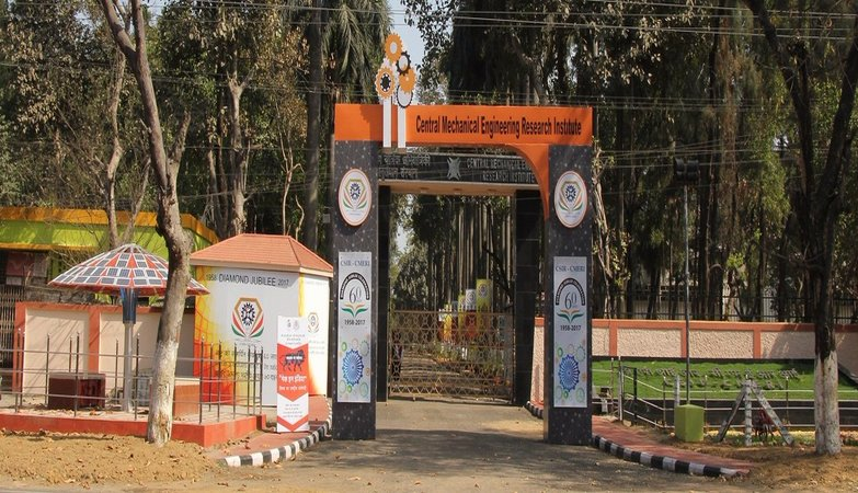 CSIR-CMERI, Durgapur dedicated Tractor Mounted Spading Machine to the Nation