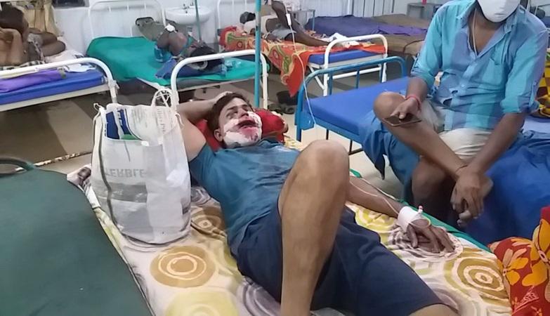 Nabadwip MLA's security guard found critically injured under mysterious circumstances inside an orchard in Krishnagar