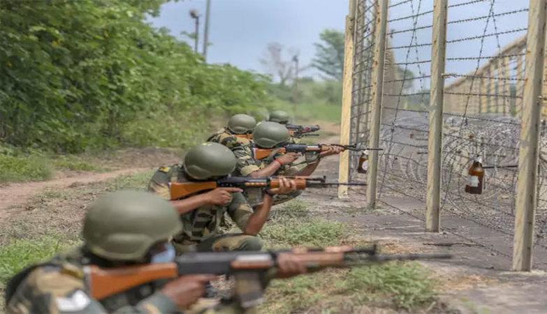 Two Pakistani intruders gunned down by BSF in Punjab's Ferozepur