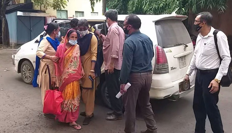Judicial custody for the accused arrested by CBI from Chapra on post-poll violence issue