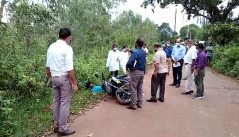 CBI reconstructs crime scene of BJP worker murder case in Jhargram