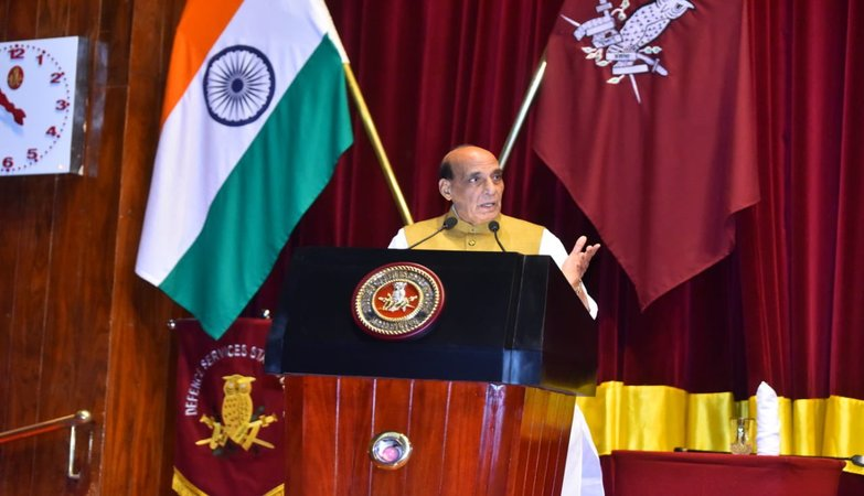 Changing equation in Afghanistan is challenging : Rajnath Singh
