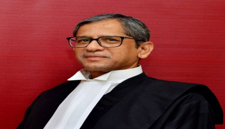Allahabad HC decision to disqualify Indira Gandhi shook India, resulted in Emergency: CJI N V Ramana