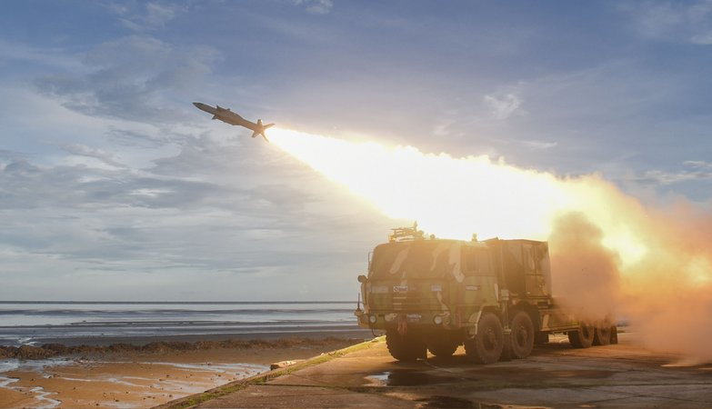 Akash Prime, the new version of Akash missile, successfully tested in Odisha