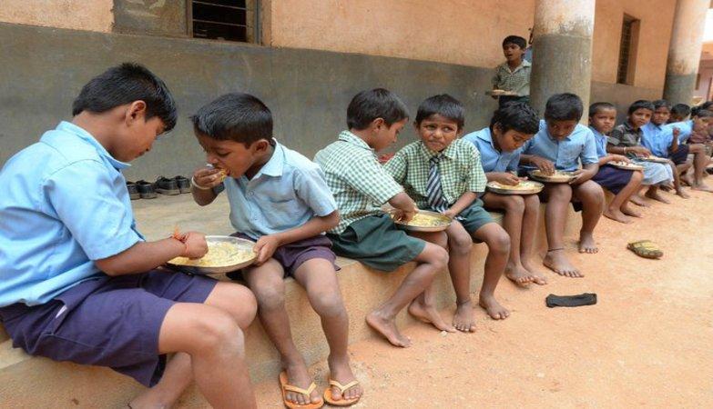 Centre renames Mid-Day Meal scheme, calls it PM POSHAN