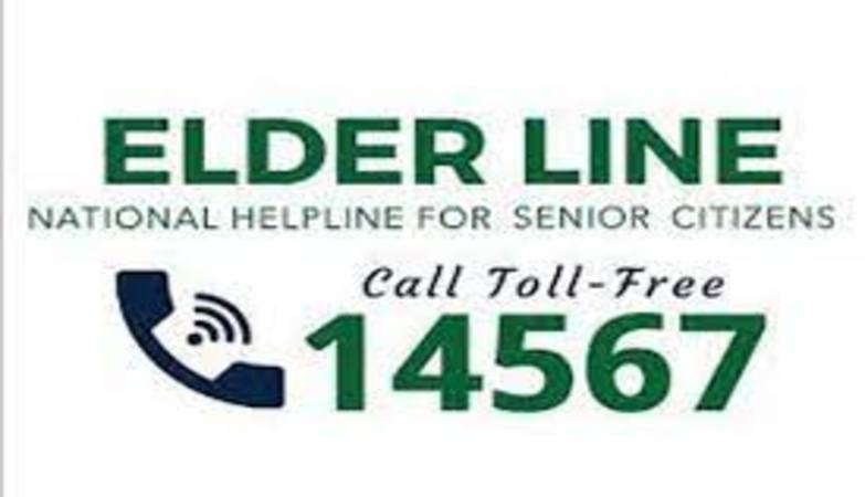 Govt launches Elder Line, Country's first Pan-India helpline for senior citizens