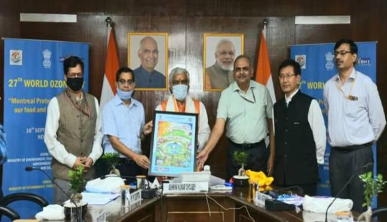 India observes the 27th Global Ozone Day