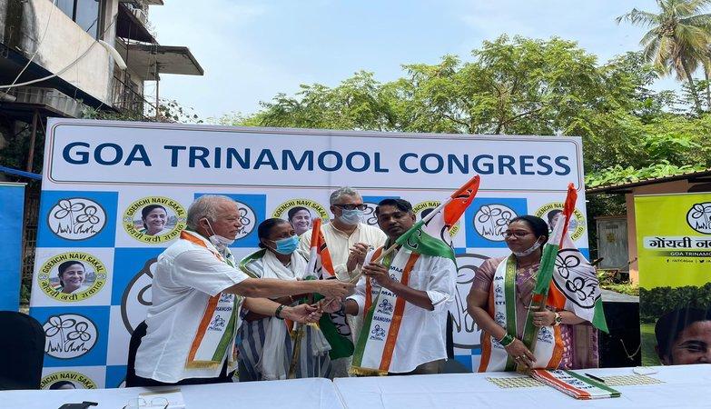 Goa BJP is scared of Trinamul Congress: Derek O'Brien