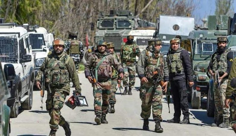 Two terrorists, including most wanted LeT commander, killed in encounter with security forces in Kashmir