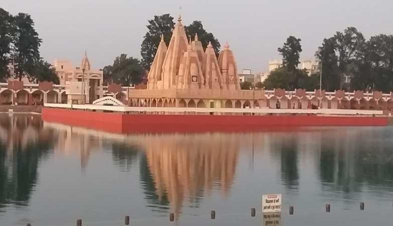 Bus service covering 16 pilgrimage sites re-starts in Kurukshetra